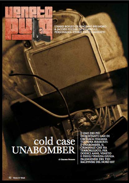 Unabomber, il terrore senza volto
