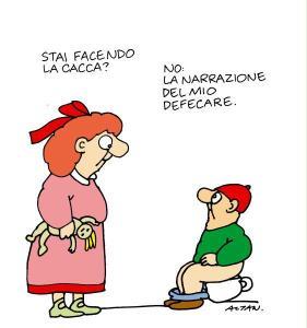 «La vita è una chiavica», ovvero il Graphic Novel come categoria merceologica, più una discussione con Massimo Giacon.