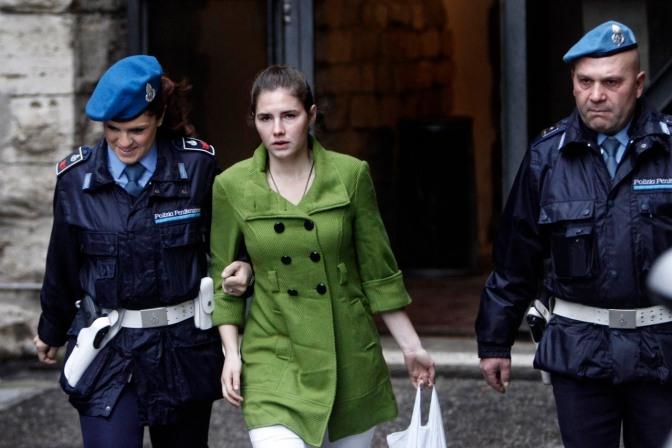 Il caso Amanda Knox e la violenza dei media