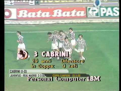 Eravamo io, Del Piero, Hugo Sanchez, ,Valdano, Platini, Cabrini, Butragueno, Raul, Viall...