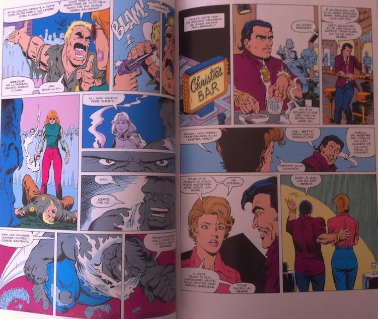 Hulk di Peter David Vol. 1 - Circolo Vizioso, di Peter David e Todd McFarlane - Citazioni
