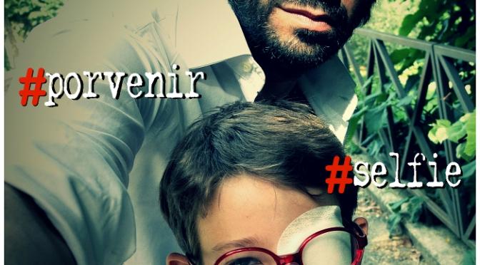#porvenir #selfie #cuoremio, una storia ironica e visionaria, irriverente e poetica