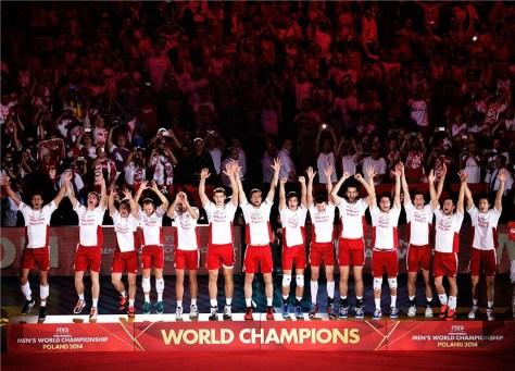 Volley, Polonia Campione del Mondo. La fine dell'era Brasile