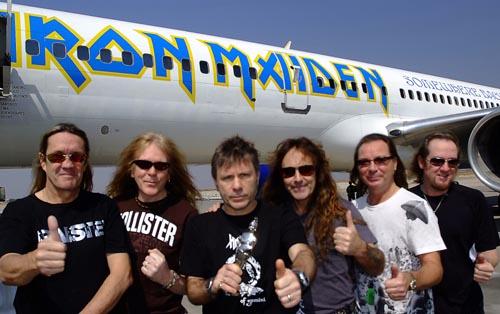 10 cose che probabilmente non sapete sugli Iron Maiden 1
