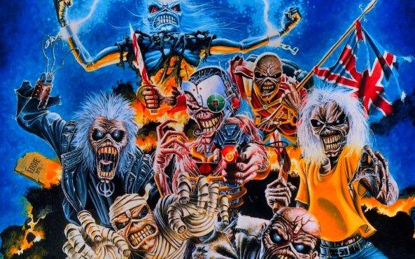 10 cose che probabilmente non sapete sugli Iron Maiden 5