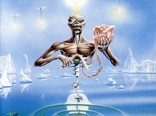 10 cose che probabilmente non sapete sugli Iron Maiden 8