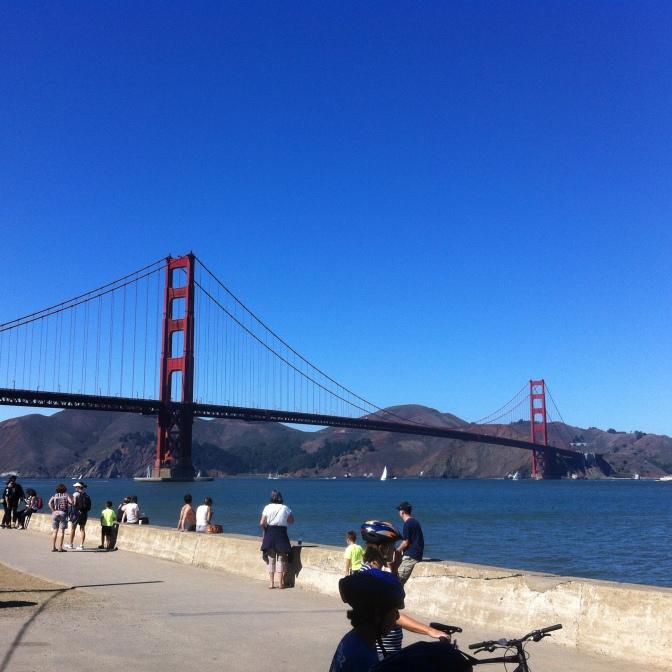 L'autunno 2014 è iniziato in California