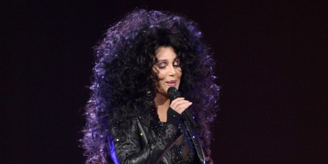 "Cher ""Dressed To Kill"" Tour Opener - Phoenix"