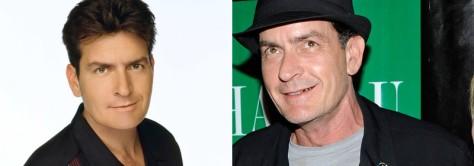 10 personaggi famosi che non sono invecchiati benissimo - charlie sheen