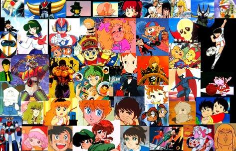 10 argomenti di cui gli italiani sono espertissimi alla faccia delle capre ignoranti - cartoni animati giapponesi