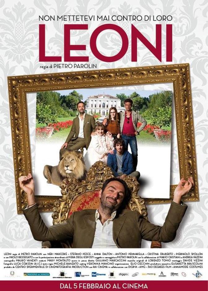 Intervista: Pietro Parolin racconta Leoni, dal 5 febbraio al cinema