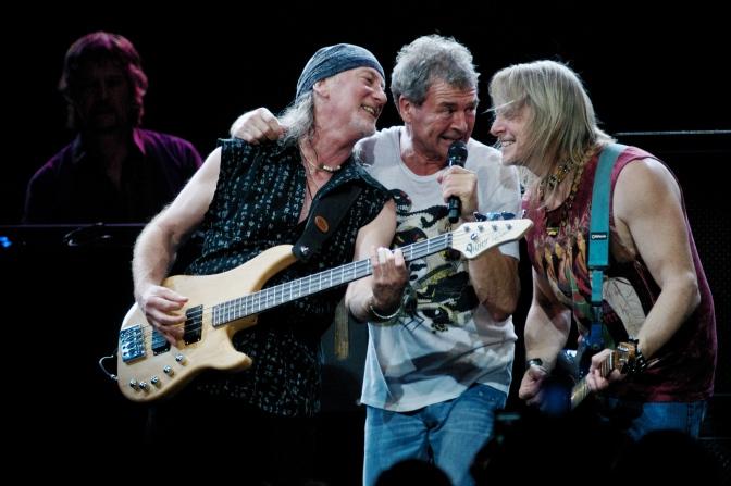 10 concerti dei Deep Purple memorabili