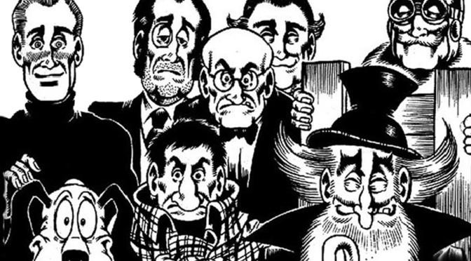 10 cinecomics italiani che vorrei vedere al cinema