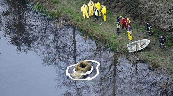 Total, quel disastro ambientale in Francia che non fa notizia