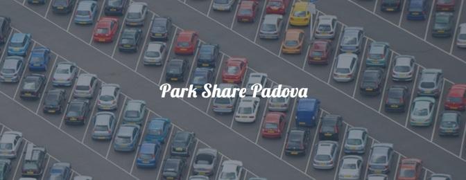 Park Share Padova, l'app che ti fa parcheggiare gratis