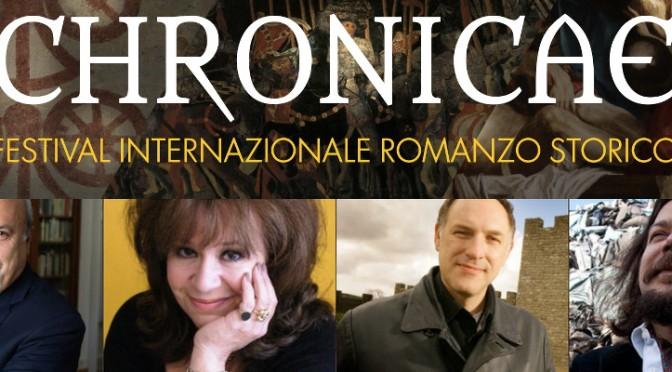 Chronicae, il Romanzo Storico di nuovo protagonista