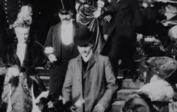 Proust ritrovato, il video inedito dell'autore francese