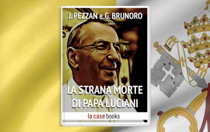 Novità Audiolibri: La strana morte di Papa Luciani