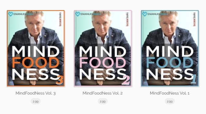 """MindFoodNess, tre audiobook per scoprire il """"qui e ora"""""""