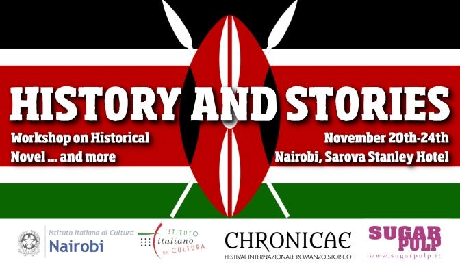 Si vola in Kenya con Sugarpulp: Nairobi arriviamo!