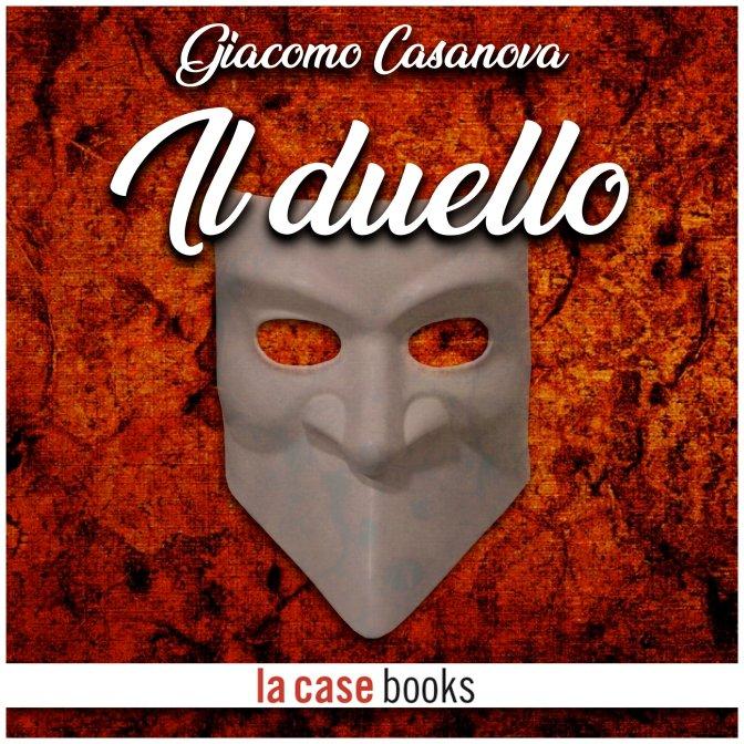 Casanova è protagonista, per la prima volta, di un audiolibro