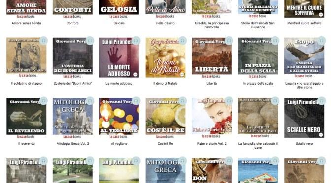 LA CASE Books, 56 nuovi audiolibri inaugurano la partnership con Storytel